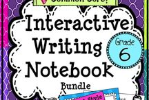 Writing Middle School / Find writing ideas to teach 6th, 7th, 8th Grade!  Sentence writing, paragraph writing, narrative writing, argumentative writing, informative writing, persuasive writing!  Lessons, activities, crafts, mini lessons, workshop ideas, anchor charts, prompts and more!