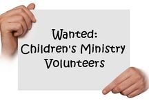 Children Min. Volunteers