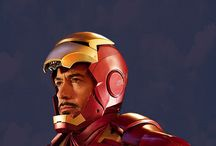 Iron Man / by Anita Neubert Young