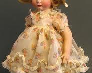 Bambole del passato e presente