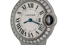 Cartier / Wingate's is proud to offer a selection of fashionable Cartier watches for men and women including several varieties of: Baignoire, Chinoise, Chronoscath, Cougar, Delclaration, Divan, Panther, Pasha, Roadster, Santos, Tank, Tonneau, Tortue and Vendome.