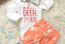 Baby outfits / Coming home