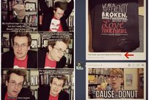 John and Hank Green :-D