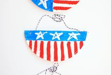 Patriotic Emblems / Sunbeam- Patriotism Girl Guards- Community Knowledge Explorers- Citizenship Rangers- American Cultures