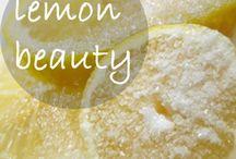 lemon beauty☺