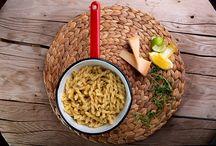 Συνταγές με Ζυμαρικά