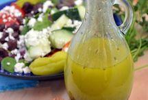 Yummy Salads / by Sarah Norrod