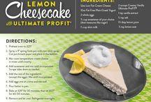 Delicious ProFit Recipes / Health ProFit Recipes