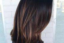 Couleurs pour cheveux bruns