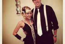 great gatsby - party