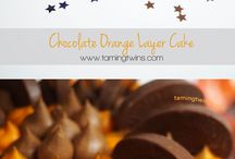 chocolate cake decorating ideas