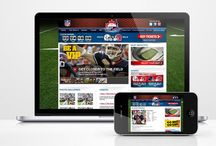 Buffalo Bills in Toronto Series - Client Project / Creating Fan Engagement through their Website
