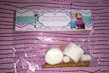 Frozen Party Valentina