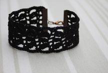 CROCHET - Bracelet