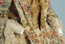 We're these 18th c. Maternity dresses?