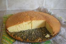 Cornflour cake