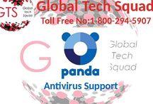 Panda Antivirus Support