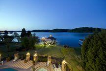 Lakefront Homes on Tellico Lake / Beautiful lakefront homes for sale on Tellico Lake in East Tennessee