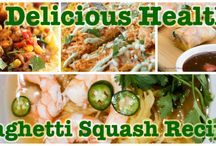 Healthy Meals / This board is a compilation of healthy recipes, particularly healthy recreations of favorite dishes and foods around the world.