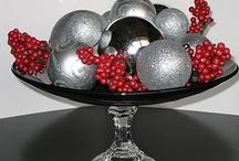 Christmas decor  / by Kelley Knight
