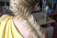 Hair affair / Hair ideas
