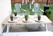 Tablescapes / by Susan Cady
