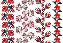 ie si cusaturi romanesti /Romanian traditional embroidery