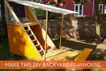 Outdoor Fun / by Encourage Play