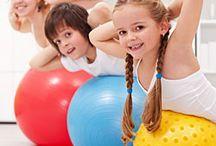 Kids Fitness / by Chelsea Denlinger