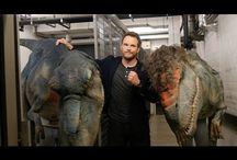 Jurassic Park and Jurassic World films
