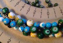 My beaded creations / Beaded jewellery ideas
