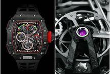 RM 50-03 Tourbillon Split Seconds Chronograph Ultralight McLaren F1