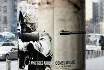 Advertising - Outdoor / outdoor creative ways to communicate