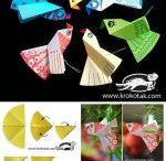Dětské origami