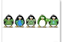 Penguins / by Allison Todd
