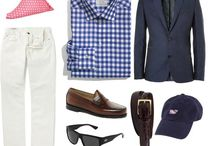 Men's Kentucky Derby/VA Gold Cup Outfits