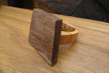 Geraldine Wood Rings 4 / Geraldine Wood Rings 4