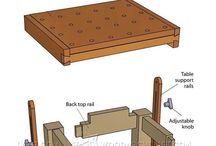 stół rzeźbiarski