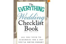 Wedding Planning Books / What to read before you get married.