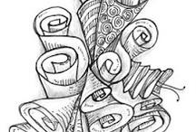 Zentangle / Doodles