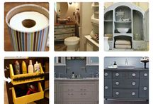 Bathroom Inspiration / Inspiration for redesigning your bathroom.