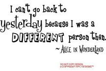 Inspiring Words  / We all need encouraging, inspiring words sometimes!