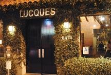 Los Angeles Restaurants / Restaurants in Los Angeles / by k c ♍