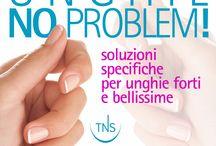 UNGHIE NO PROBLEM! / Soluzioni specifiche per le problematiche delle unghie... risultato perfetto!