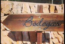 Bodegas Mallorquinas-Majorca Wineries-Mallorquinischen Weinkellers / Típicas bodegas mallorquinas.  Typical Majorcan winery. Typischen mallorquinischen Weinkeller.