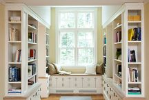 Reading nooks & corners