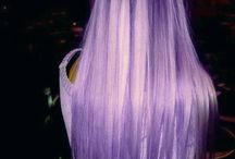 Purple hair envy ♥