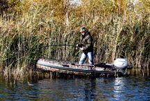 Осенняя рыбалка в Подмосковье на вращающиеся блесна. Поиск и…