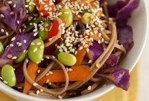 My veggie salads