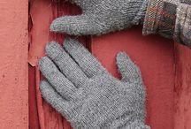 Handschoenen/Wanten/KousenHeren Nederlandse Patronen